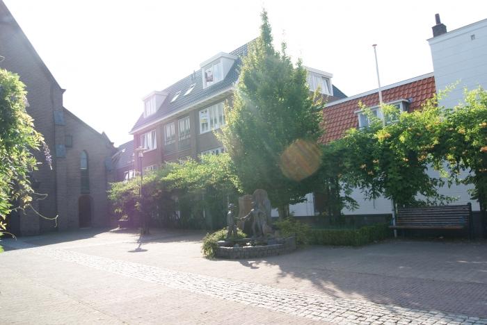 appartementengebouw te Barneveld