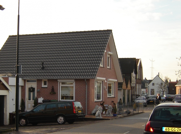 vrijstaande woning te Hardinxveld-Giessendam