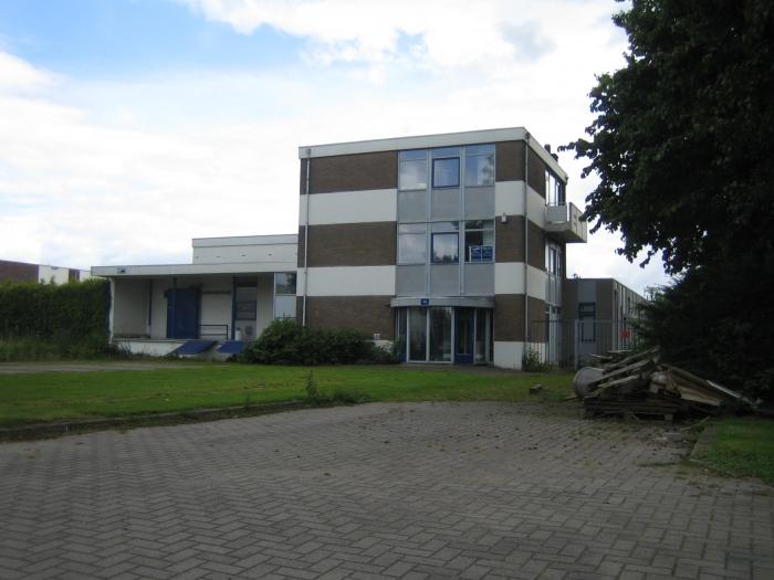 herontwikkeling bedrijfsverzamelgebouw te Arnhem