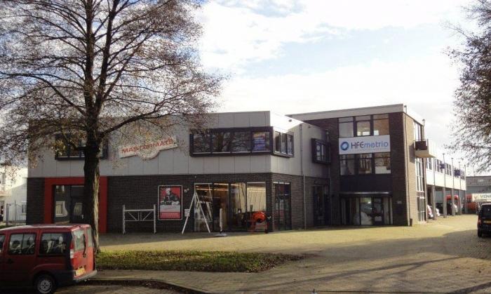 Bedrijfsverzamelgebouw te Arnhem