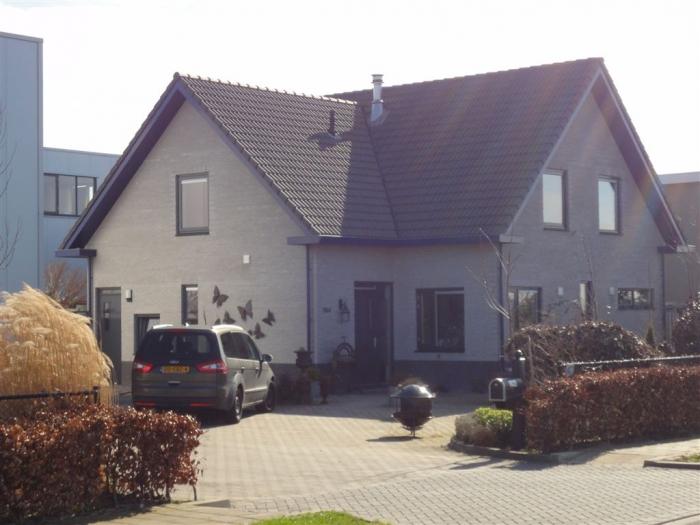 nieuwbouw woning met bedrijfsruimte te Lelystad