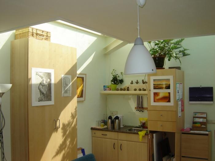 uitbr. woning met praktijkruimte