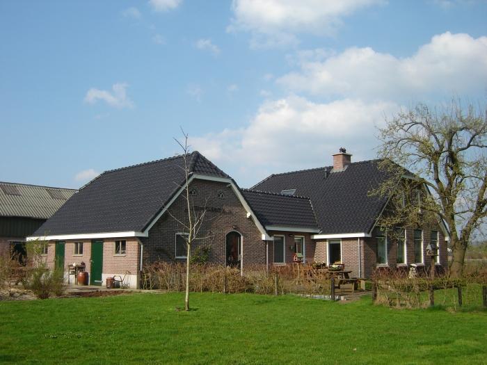 verbouwing woonboerderij te Lunteren