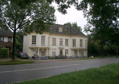 Herbestemming Herenhuis Wageningen - oude situatie