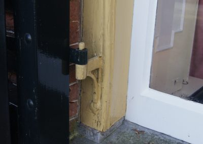 Huis brakel - detail