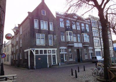 Restauratie koetsierswoning te Dordrecht
