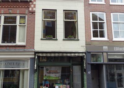 Wijzigen indeling woonhuis te Dordrecht