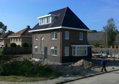 nieuwbouw woning te Rotterdam-IJsselmonde 2